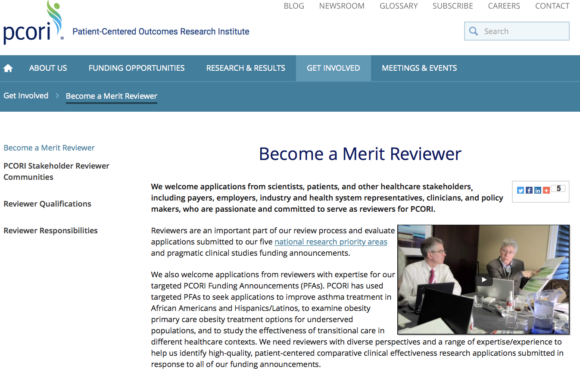 Giving Back: Empowering Patient Engagement through PCORI